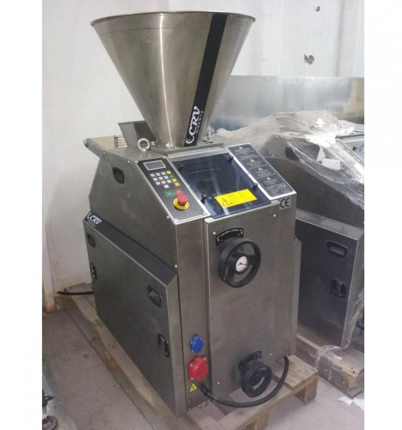 Машины для обработки теста