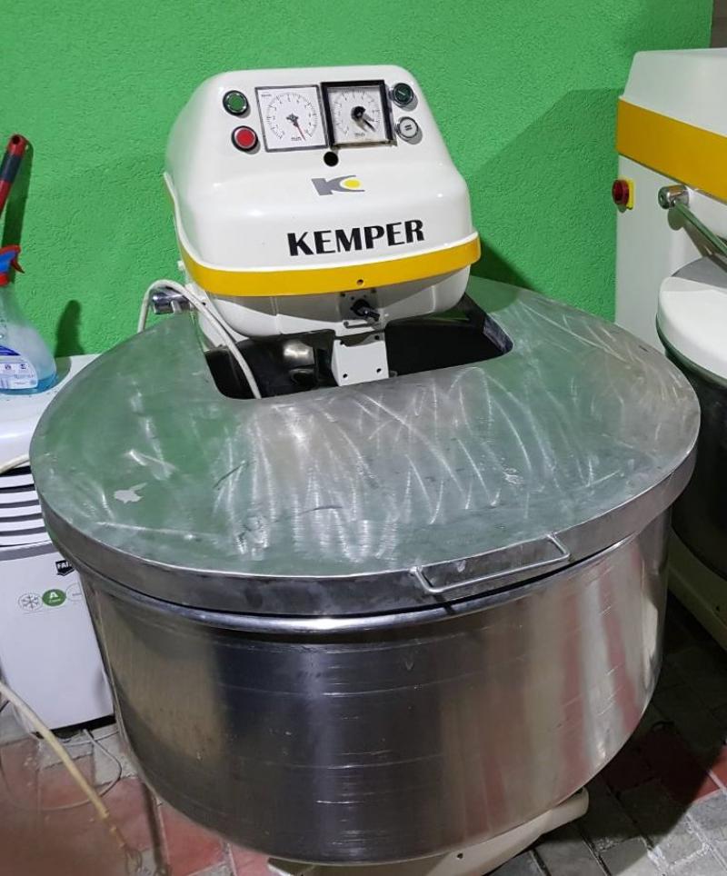 Машина тестомесильная Kemper SP125 (Германия)