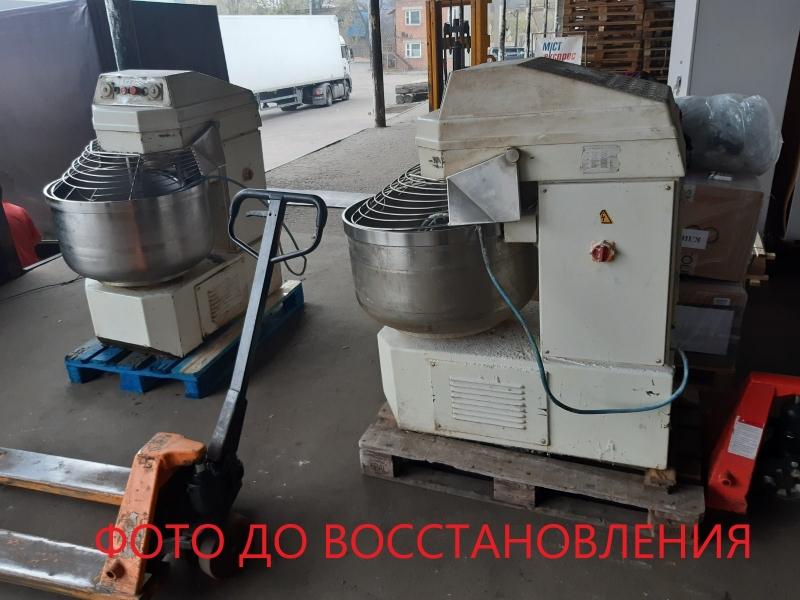 Тестомес ASM 100 EVO MIXER (спиральный)