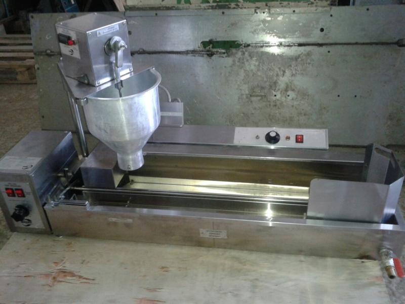Пончиковый автомат ПРФ 11/900