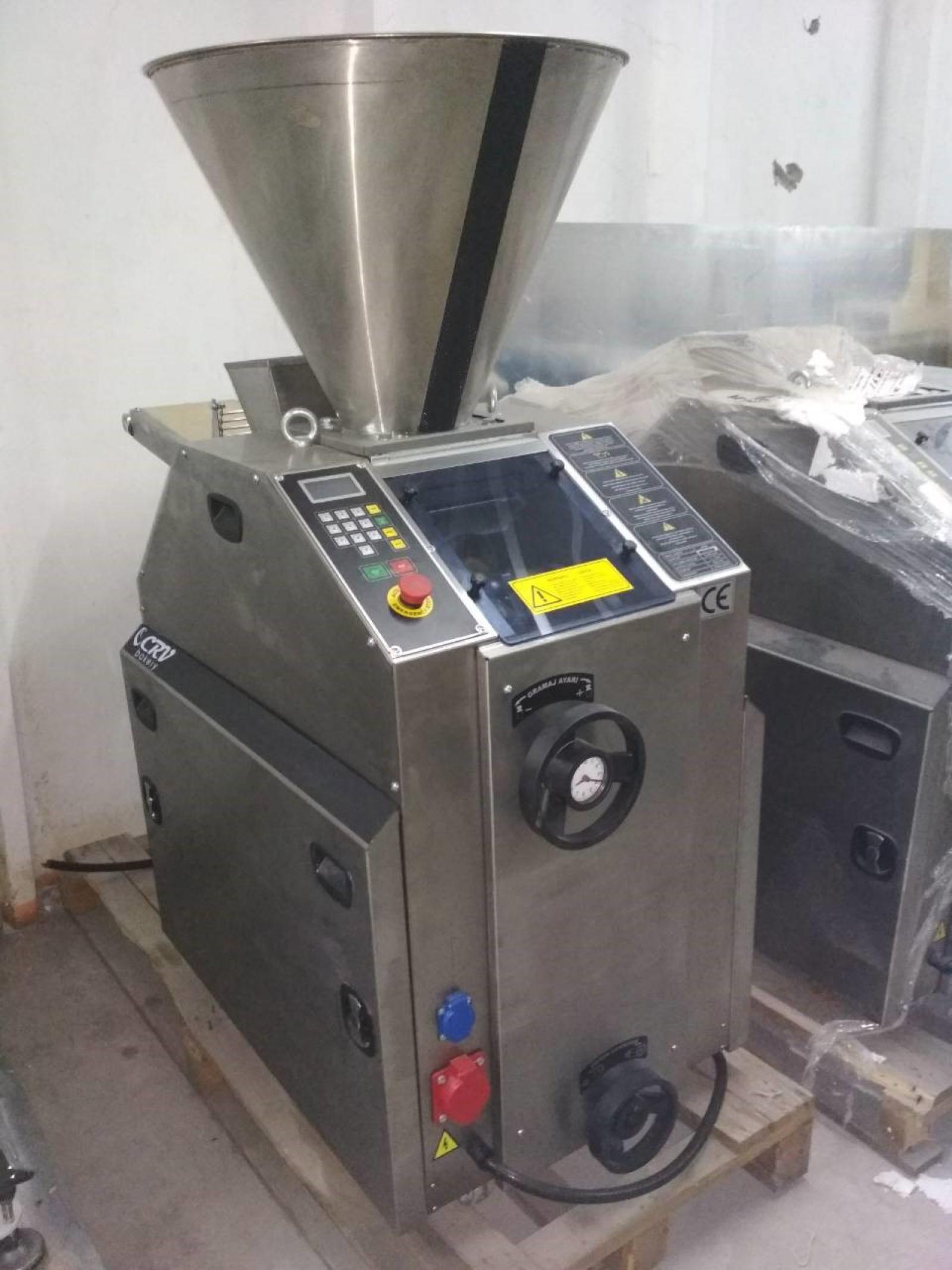 Тестоделитель КТМ -1, Турция