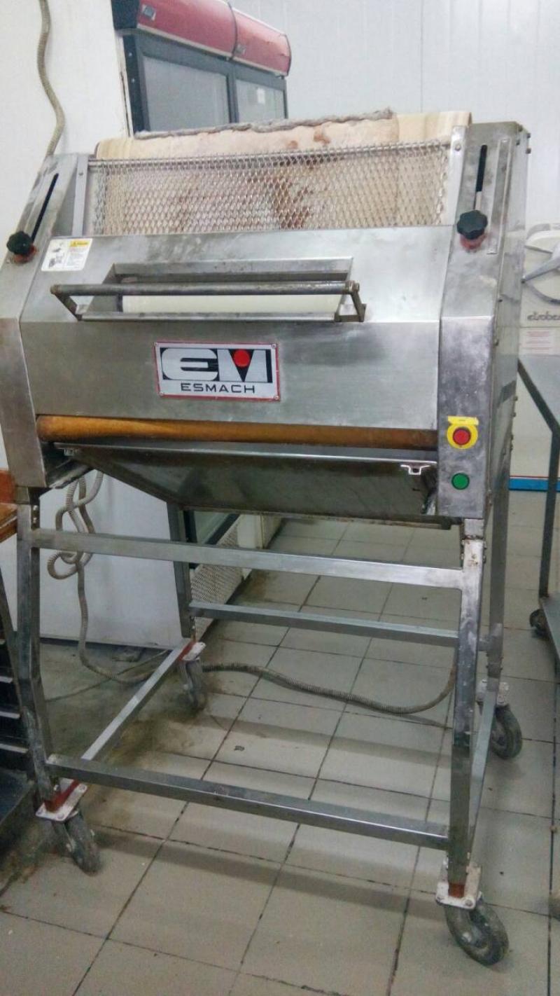 Багетоформущая машина Esmach (Italy)