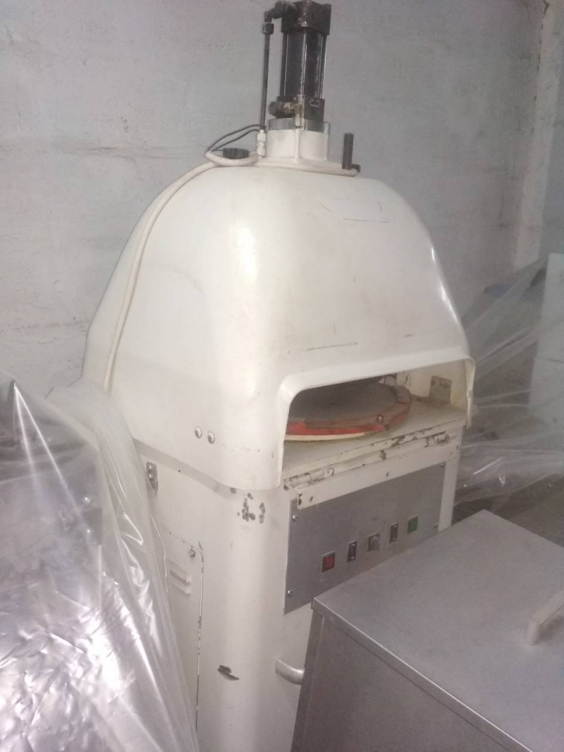 Тестоделитель-округлитель Sottoriva SP AR/A V.3
