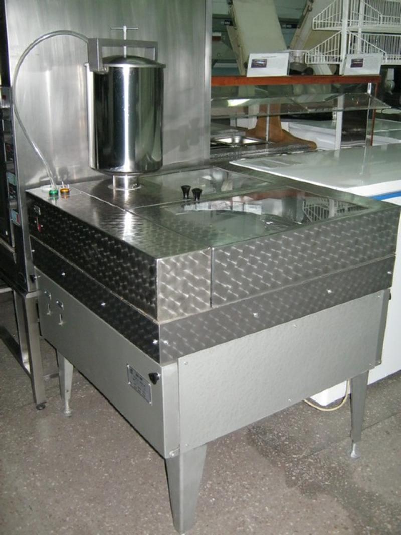 Пончиковый автоматический аппарат АП-3М