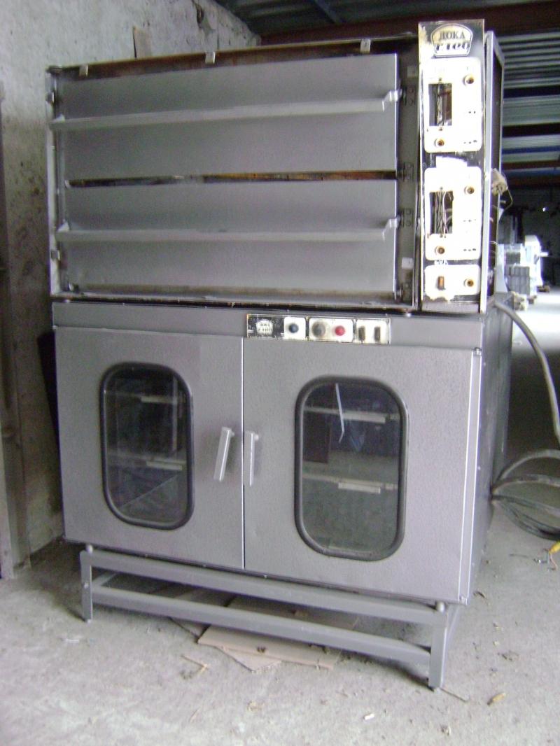 """Печь электрическая хлебопекарная двухкамерная фирмы """"Дока-Хлеб"""" с расстоичной камерой"""