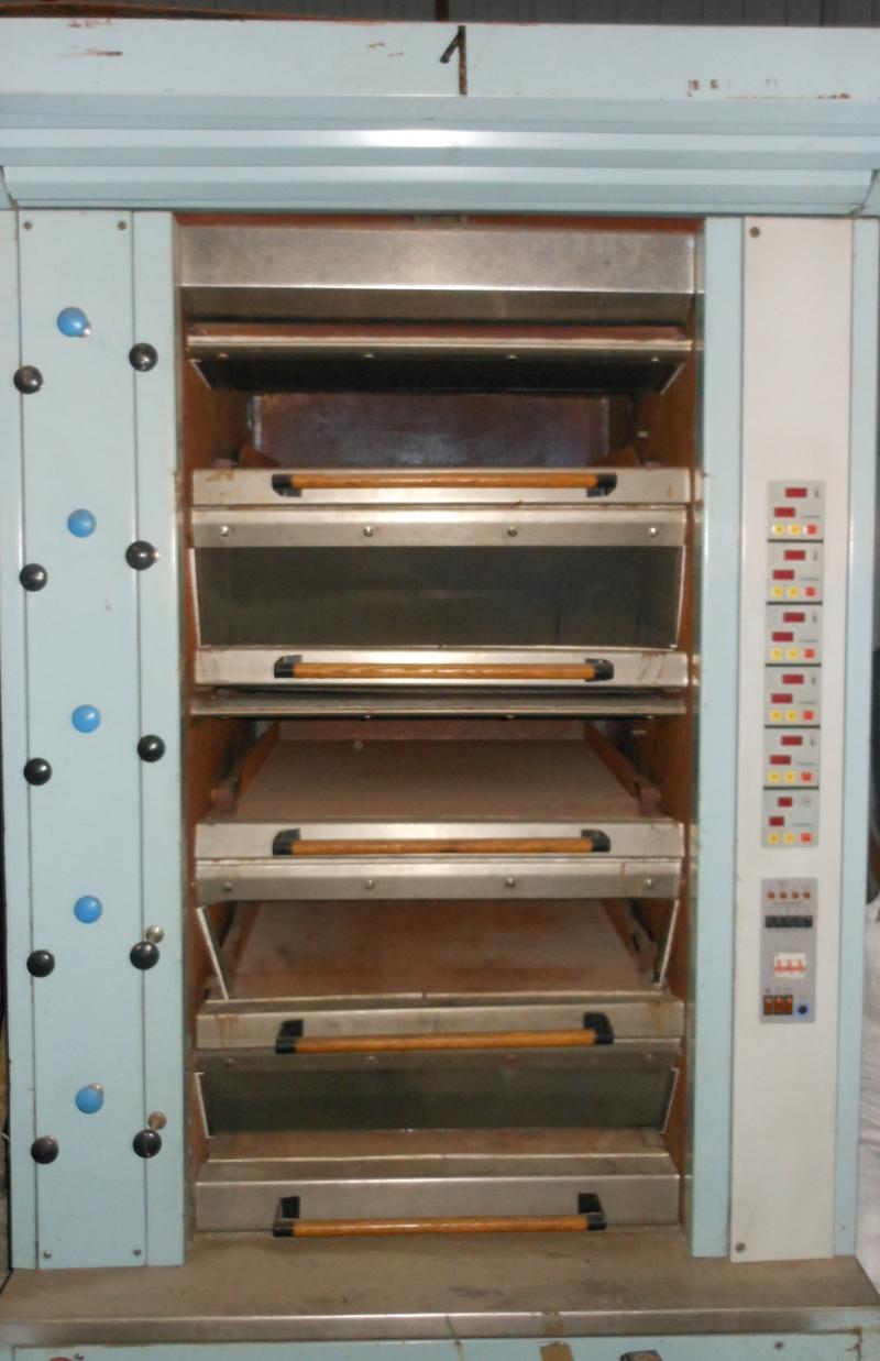 Шкаф пекарский (Украина)