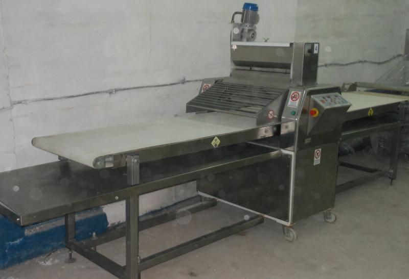 Автоматическая раскатка Tekno Stamap SFA I 700 L