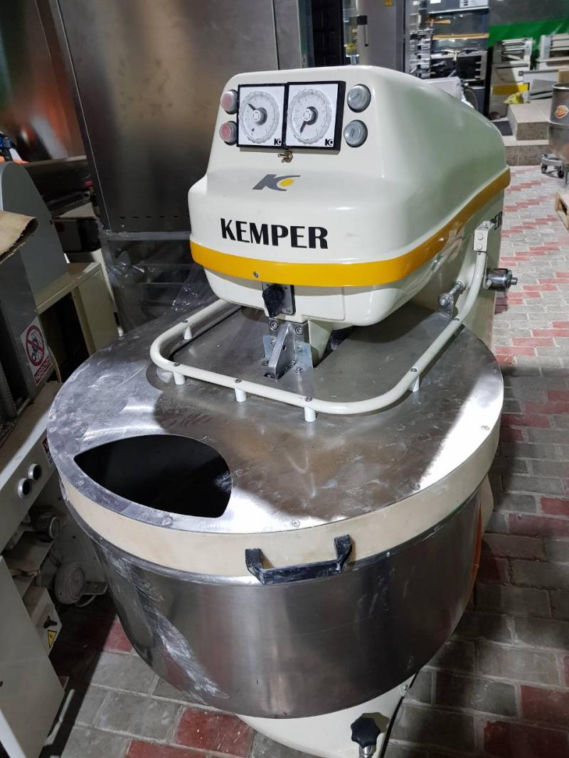 Тестомес спиральный Kemper SP75, Германия