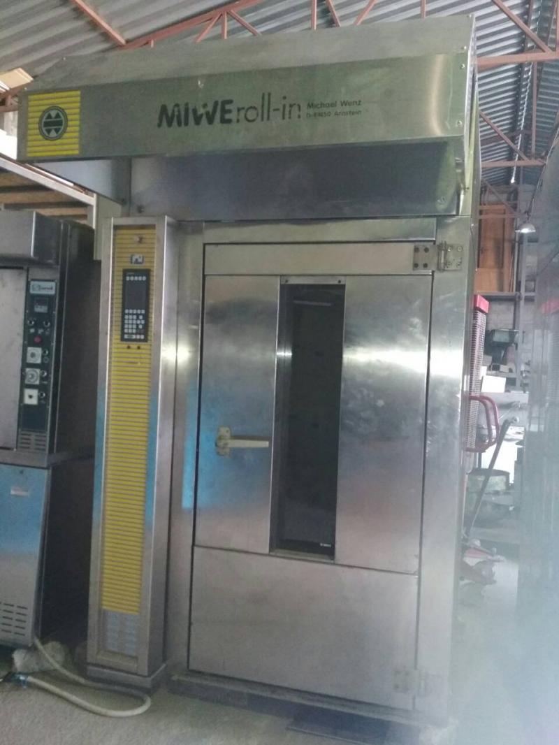 Печь хлебопекарная Mive Roll-In (Германия)