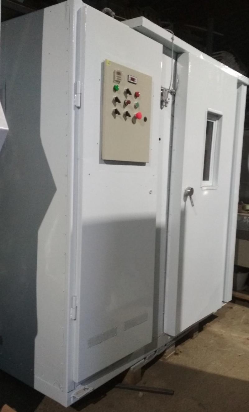 Печь ротационная электрическая ПХП-6