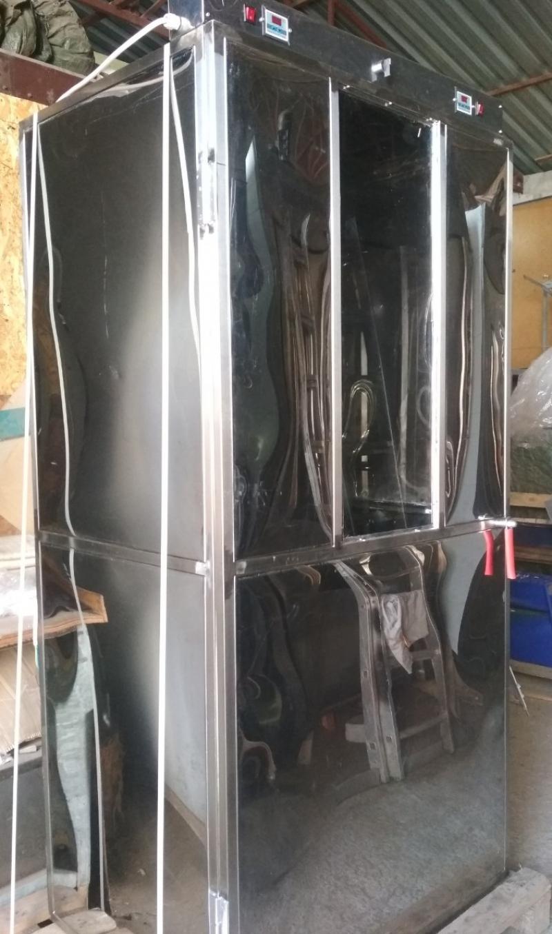 Шкаф расстоечный ШР-01 на 1 телегу