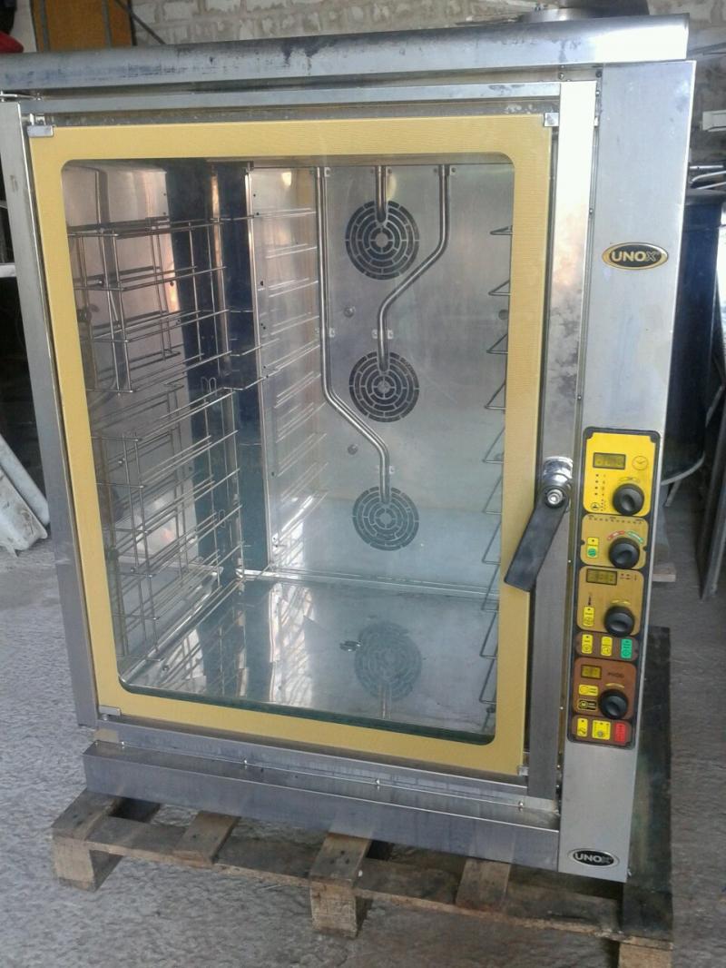 Конвекционная печь Unox XB-803