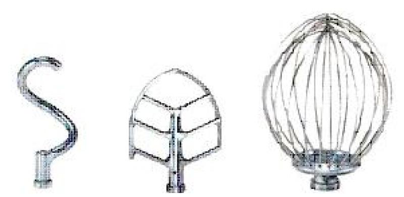Планетарный миксер PM008, Турция